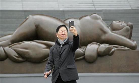 Botero abre en shangh i su primera muestra con escultura - Fotos de botero ...